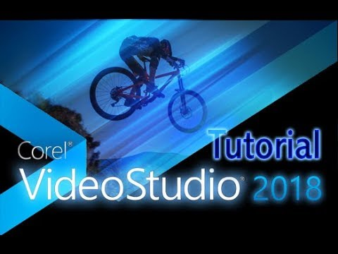 VideoStudio 2018 - Tutorial for Beginners [+General Overview]