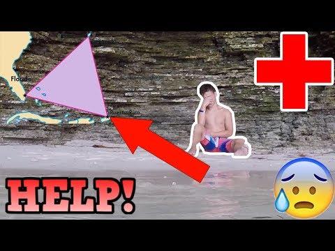 LOST IN THE BERMUDA TRIANGLE! *HELP*