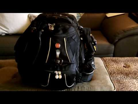 Wife's Swiss Gear Bug-Out Bag- Update