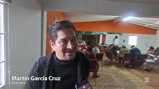 Invita Lic. Marina Calderón al curso de Ceneval en Tecate