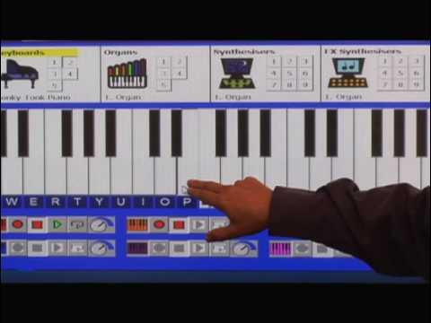 2it Music Virtual Keyboards SMART Board Notebook Web MIDI 2Simple Sibelius