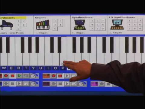 2it Music Virtual Keyboards SMART Board Notebook Web MIDI 2Simple Sibelius