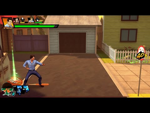Cobra Kai: The Karate Kid Saga Continues Videogame PC GT 1030: Is that Daniel-san or Pro Jared |