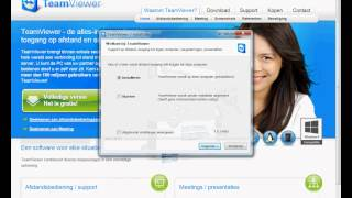 teamviewer installeren (windows 7)