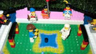 "My own melody for ""The day the earth stalled"", featuring Lego Stadium."