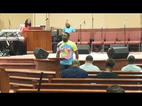 Pastor Jeremy Williams