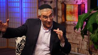 Pastor Mark interview with Rabbi Pesach Wolicki