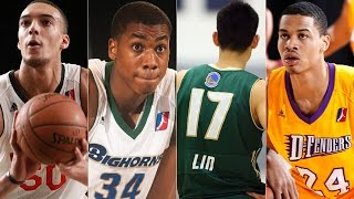 Top NBA Prospects at the NBA G League Showcase Through the Years