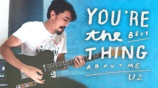 Baixar U2 - You're The Best Thing About Me - Andrey Henrique - Guitar Cover