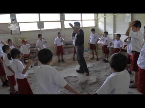 kelas inspirasi Polman, SDN 016 BUTTU Campalagian #tim 1