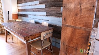 Tips for Finding and Working with Reclaimed Wood