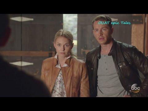 "Once Upon A Time 6x04 Emma Regina Charming Grumpy & Jekyll ""Strange Case"" Season 6 Episode 4 HD"