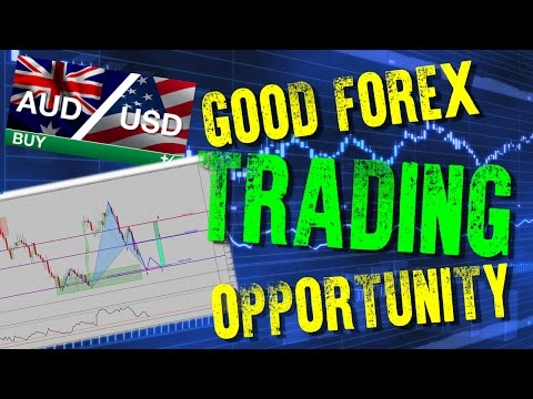A GOOD FOREX TRADING OPPORTUNITY - AUDUSD