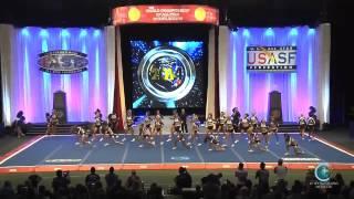 Spirit of Texas - A Team [Worlds 2014 Senior Medium Finals]