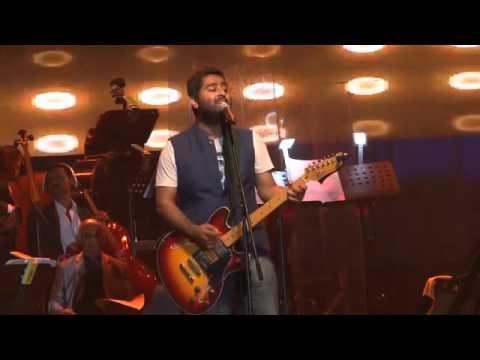 Arijit Singh | Gerua | Live | Shahrukh Khan |
