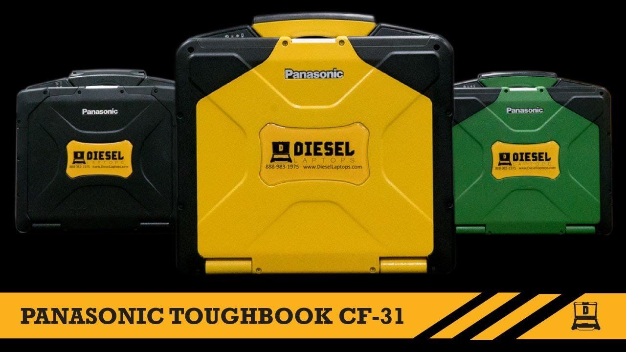 Diesel Laptops Panasonic Toughbook CF-31 (2018 Edition Tech Specs)