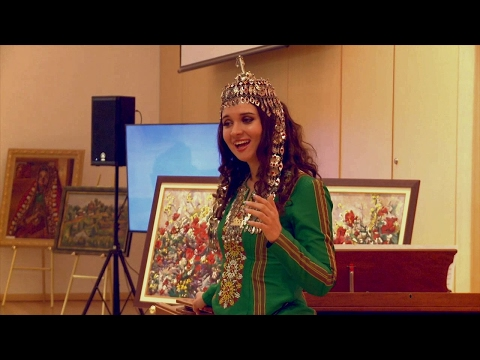 Classical Turkmen Music Days at the Ismaili Center in Toronto, Part 1