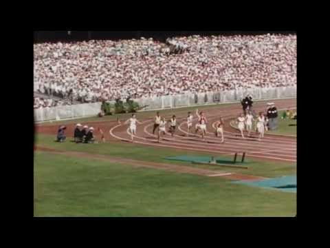 1956 Melbourne Olympics: Sir Robert Menzies' home movie