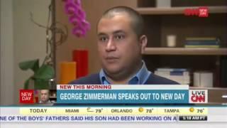 George Zimmerman won't say if he regrets killing Trayvon