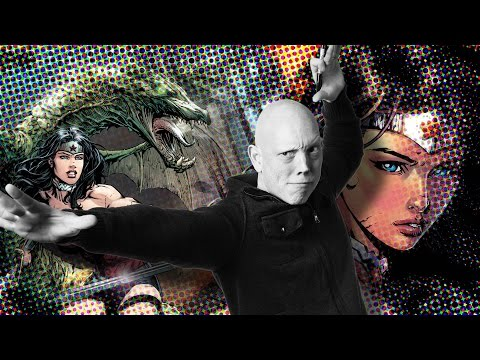 DC Comics Art Academy Featuring David and Meredith Finch