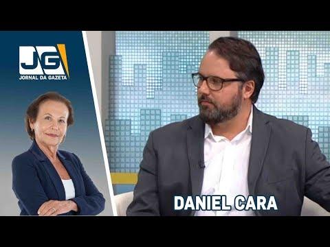 Daniel Cara, pré-candidato ao Senado (PSOL/SP), fala sobre as eleições