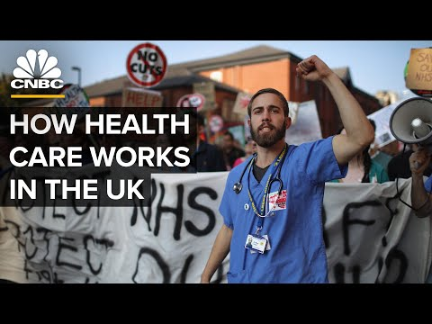 How The United Kingdom's Health-Care System Works