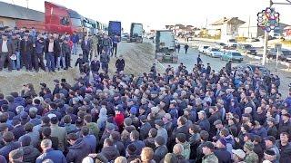 Дальнобойщики Дагестана принуждают власть к демократии