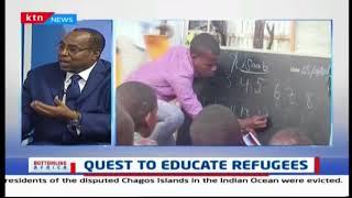 Four million refugee children lack education | Bottomline Africa
