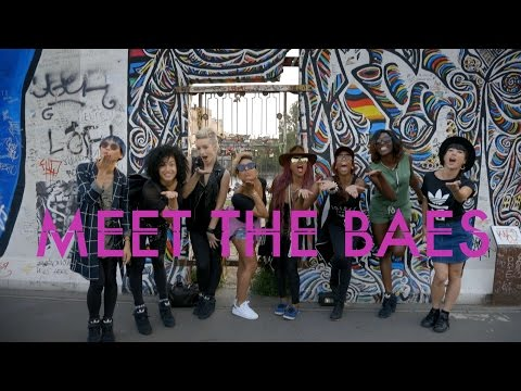 Meet the Baes: Best Attitude Ever