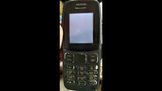 Nokia lcd problem/Nokia 106 lcd/Nokia 106 white display/TA1114 white display problem/solved/TA-1114