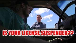 POLICE PULLED ME OVER FOR SCRAPPING?!?!