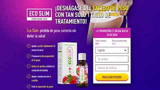 eco slim mercadona