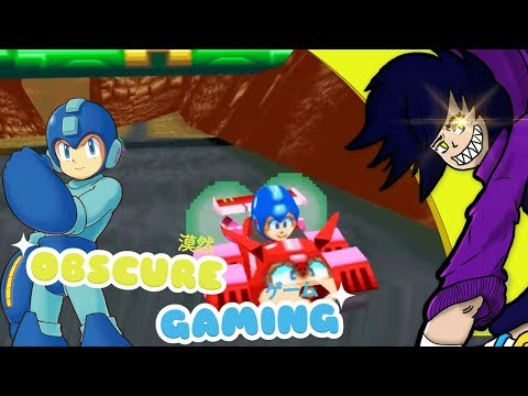 Obscure Gaming: Megaman Battle and Chase (PS1)