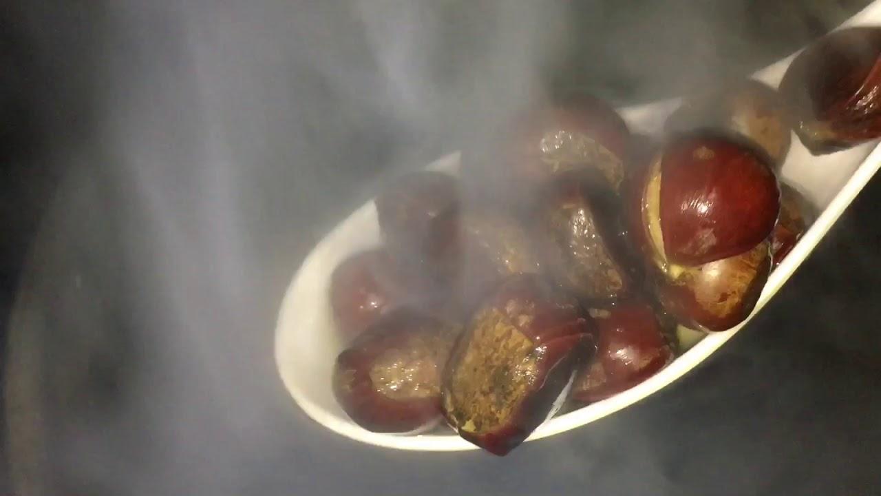 Cách làm hạt dẻ ăn tết