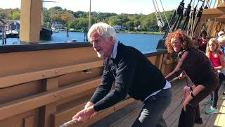 Video Christopher Lydon at Mystic Seaport download MP3, 3GP, MP4, WEBM, AVI, FLV Juni 2018