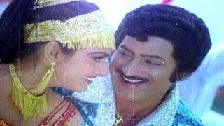 Gopaluduvate Gopemma Song || Praja Rajyam Movie || Krishna,Jayapradha
