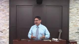 Viviendo en el temor y amor de Dios - 2 Corintios 5:11-15 - Pastor Jaime Rodriguez