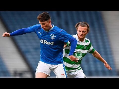Celtic 3-0 Rangers | Scottish Youth Cup Final 2016-17