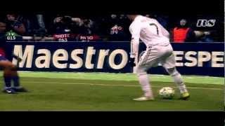 ☆ Cristiano Ronaldo - El Ferrari - White Sensation - 2012 ☆