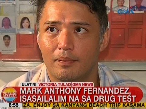 Ver Video de Daddy Yankee UB: Mark Anthony Fernandez, isasailalim na sa drug test