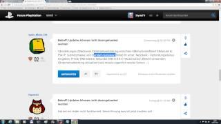 DNS Fehler - NW-31253-4 - HERUNTERLADEN NICHT MÖGLICH - Playstation 4 - Lösung