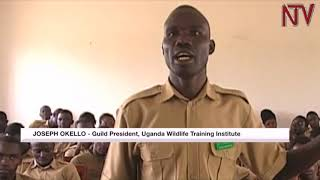 Wild Life Training Institute students express fear of wild animals