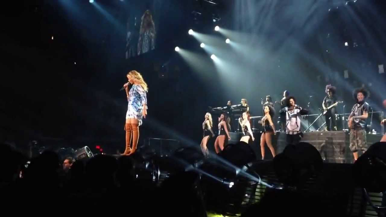 "Beyonce - Happy B'Day ""The Mrs.Carter Show World Tour ..."
