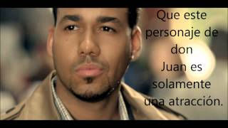Romeo Santo - Soy Hombre  letra