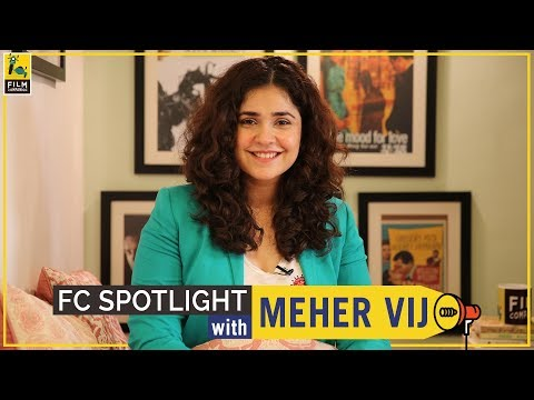 Meher Vij | In The Spotlight | Secret Superstar