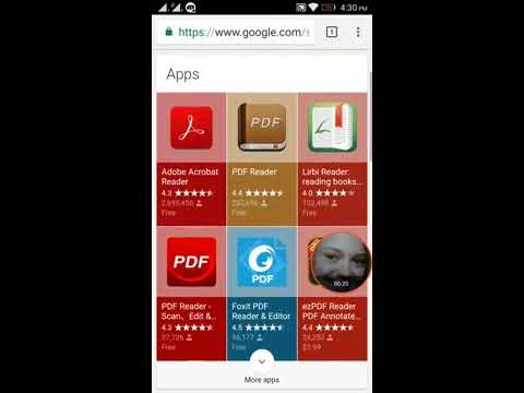 Pdf Reader For Android!