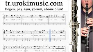 Klarnet dersleri Mustafa Sandal - Hepsi Aşktan Bölüm#2 um-723