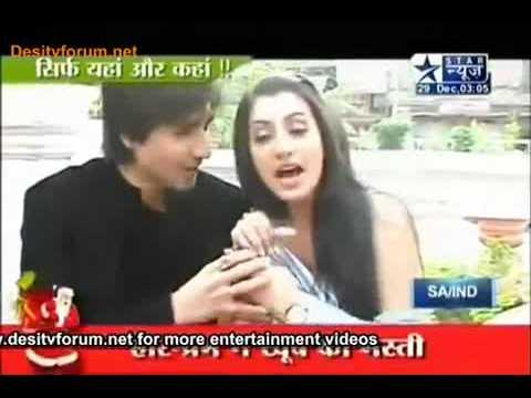 Harshad & Additi On SBS (reuinited) - 29th December 2010