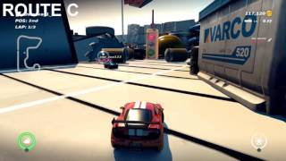 Table Top Racing: World Tour - Junk in da trunk - All Coins Location