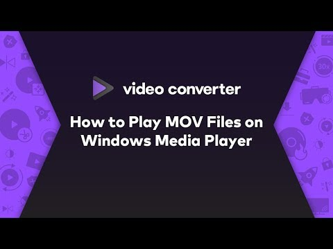 How To Play MOV Files On Windows Media Player - 2019